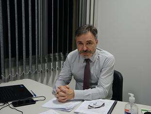 Entrevista com Paulo Alexandre Palmeira