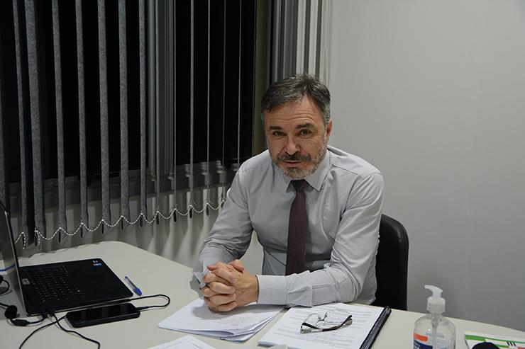 Entrevista com Paulo Alexandre Palmeira VINHEDO