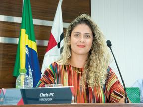 Entrevista com Chrislane Machado Pereira