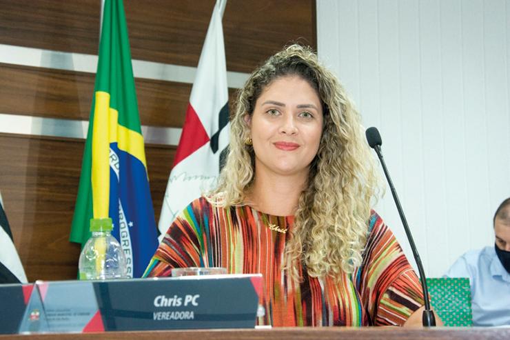 Entrevista com Chrislane Machado Pereira VINHEDO