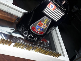 Polícia Militar prende indivíduo que possuía armas e munições