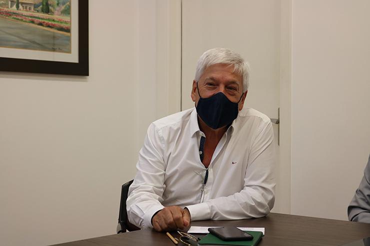 Entrevista com Jaderson José Spina VINHEDO