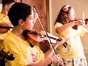 Projeto Guri abre inscrições para aulas de música gratuitas