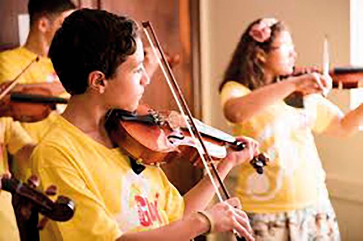 Projeto Guri abre inscrições para aulas de música gratuitas VINHEDO