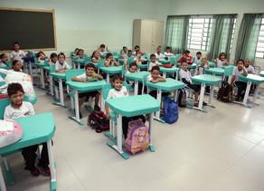 Educação abre período para transferência de alunos para a Rede Municipal de Ensino