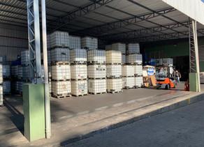 Polícia descobre galpão de produtos químicos falsificados em Vinhedo