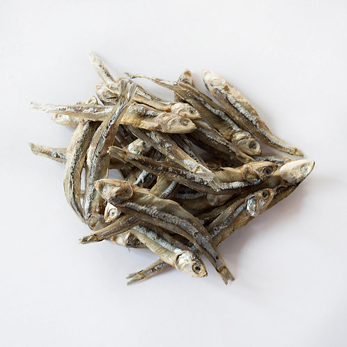 Dried - Black Anchovy