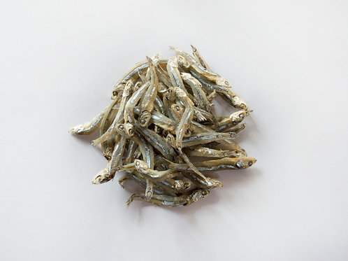 Boiled Dried - Black Anchovy