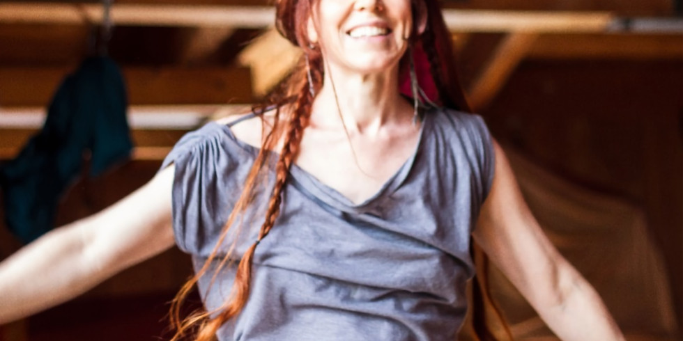 Movement is Medicine - Contact Improvisation, and Axis Syllabus