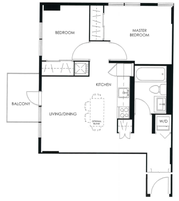Suite Floor Plan