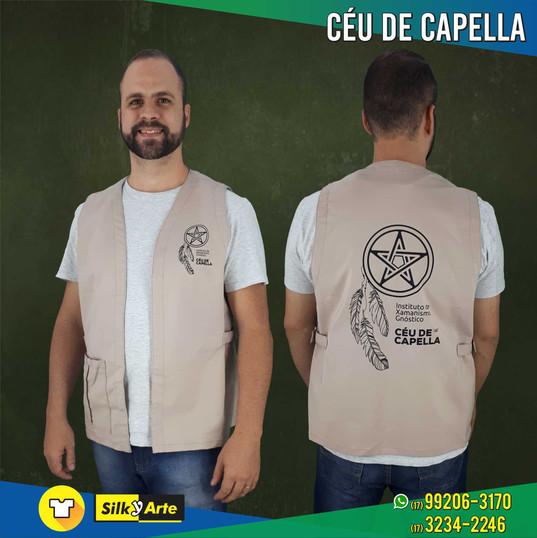 Colete Céu de Capella