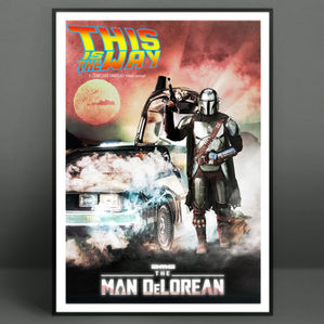 The ManDeLorean