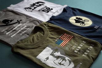 T-Shirt Movie Mix