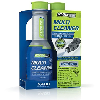 AtomEx Multi Cleaner Gasoline - Fuel System & Injector Cleaner