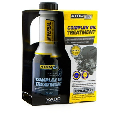 Complex Oil Treatment - Anti Smoke