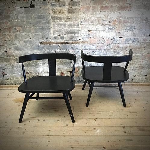 Patty Johnson 'Muan' chairs for Mabeo Botswana
