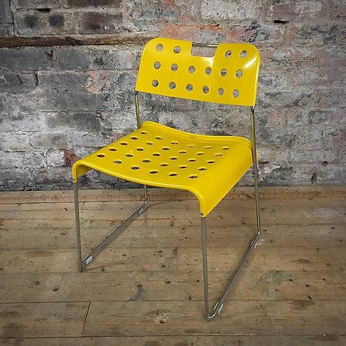 Omkstak chair, designed by Rodney Kinsman. 1970s