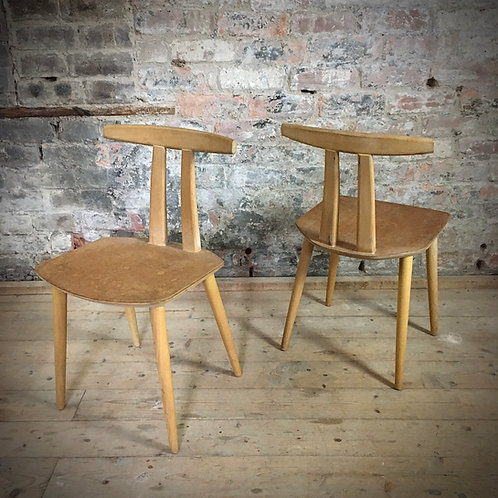 Poul Volther J111 chairs for FDB Denmark