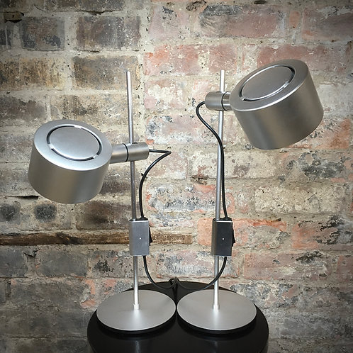 Conelight Table lamp No1. Designed by Ronald Holmes. 1960s.