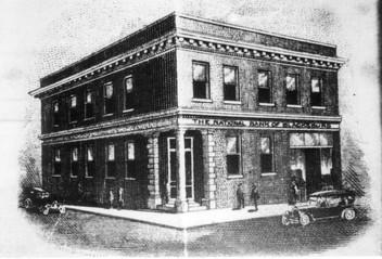National Bank of Blacksburg (now Capones)