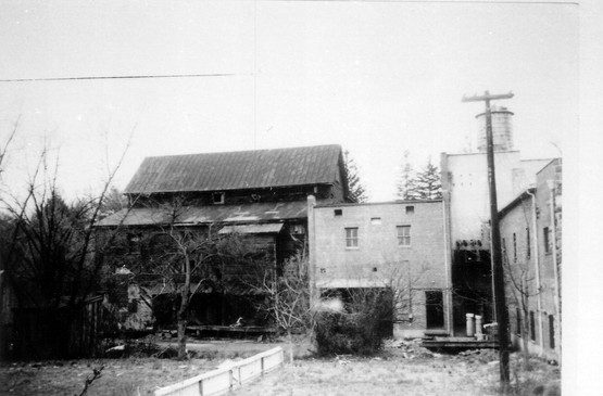 Old Mill (from back)