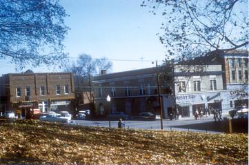 Preston Hotel as the Varsity Shop