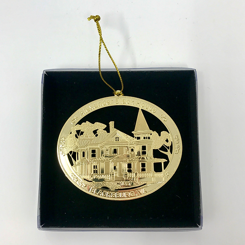 Alexander Black House Ornament