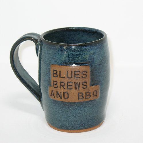 Blues, Brews & BBQ Mug