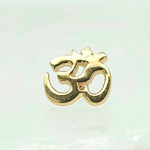 Ohm in Yellow Gold