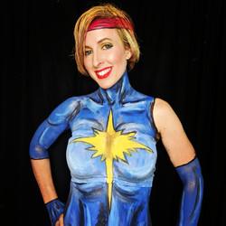 Dazzler - 80's costume