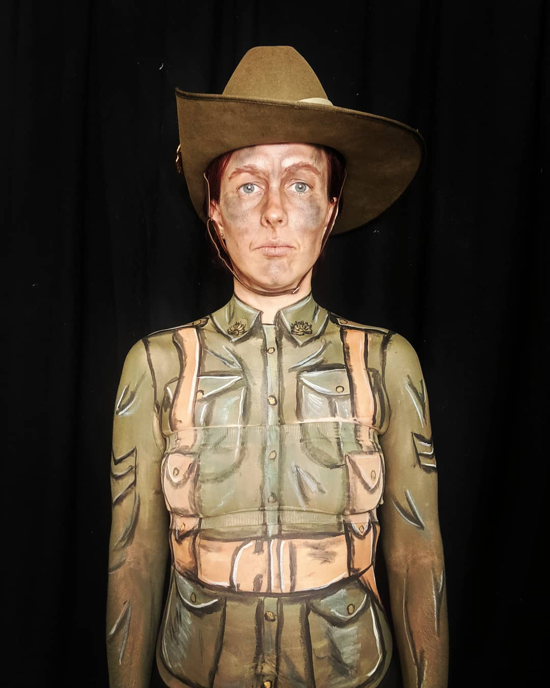 Gallipoli Soldier Uniform