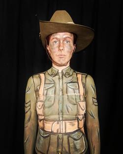 Gallipoli Soldier Uniform