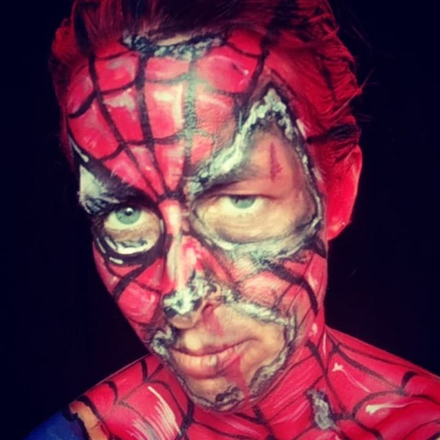 Spiderman - Damaged