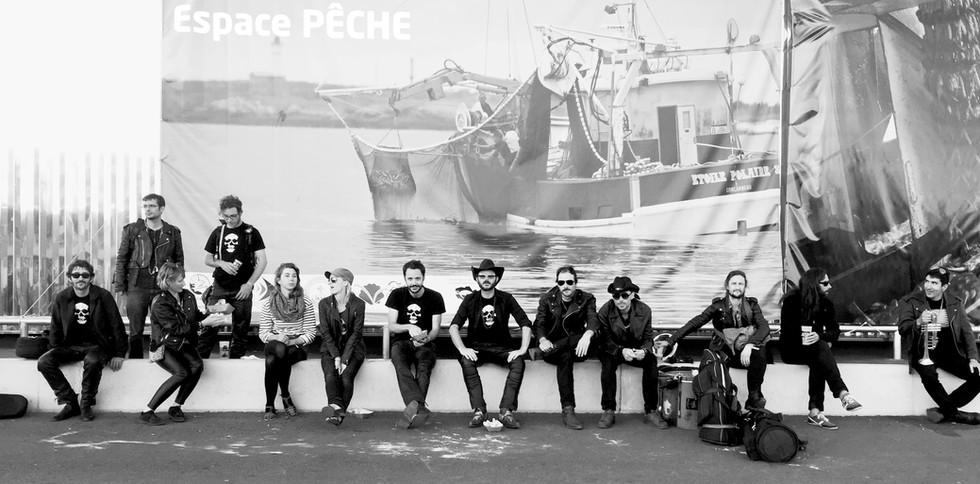 Les Tonnerres de Brest 2016.