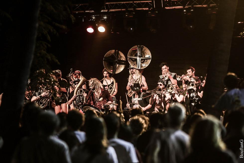 La Réunion - Festival Leu Tempo, mai 2018