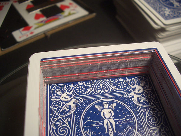 magic deck cards