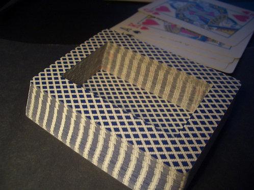 Bee Hollow Deck - blue back