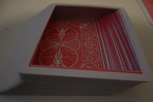 ULTRA Hollow Deck RED