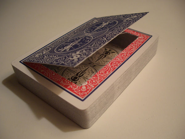 secret deck box cards magic