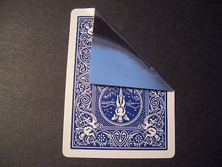 magic mirror card