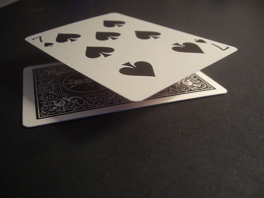 floating card magic magical devices