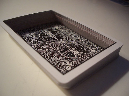 Ultra Hollow Deck BLACK