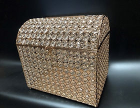 Gold Money Box
