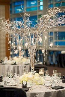"""Hanging Glass 3"""" Candleholder hanger/Ball with hook for backdrop or trees"""