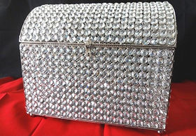 Silver Money Box