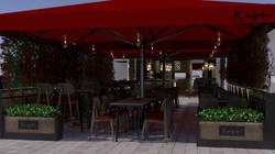 Kaps Brunch & More    Interior Design   ZAFIRAKIS DIMITRIS