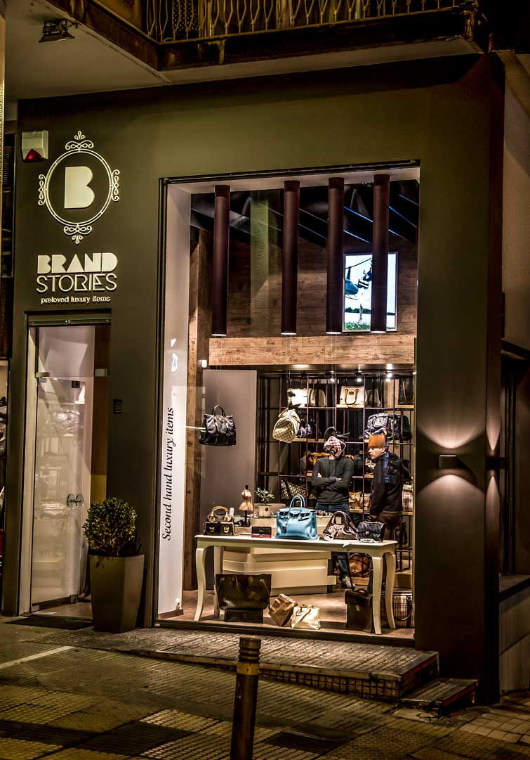 Brand Stories | Interior Design | ZAFIRAKIS DIMITRIS