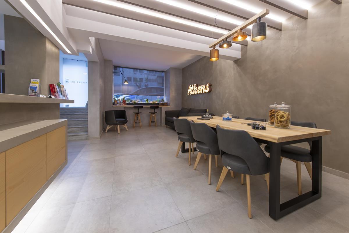 Acropolis Stay Athens | Interior Design | ZAFIRAKIS DIMITRIS
