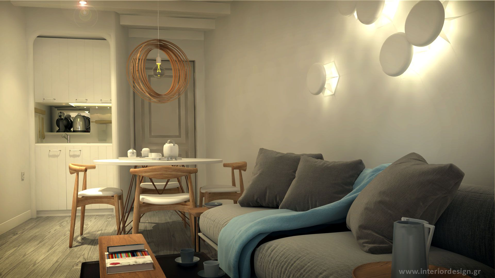 Little Venice Suites   Interior Design   ZAFIRAKIS DIMITRIS