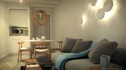 Little Venice Suites | Interior Design | ZAFIRAKIS DIMITRIS